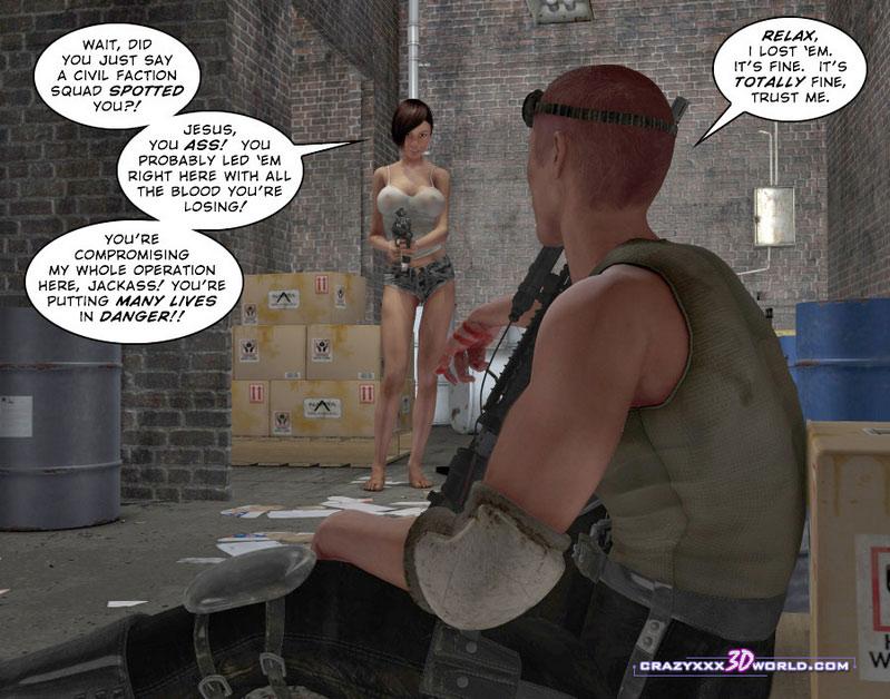 3d comic nanta project episode 2 5