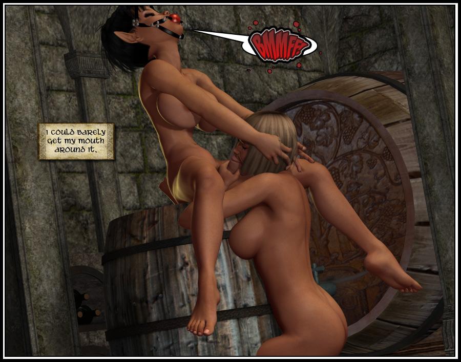 3d sex comics